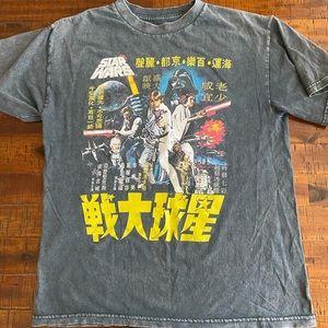 Brandy Melville Star Wars shirt